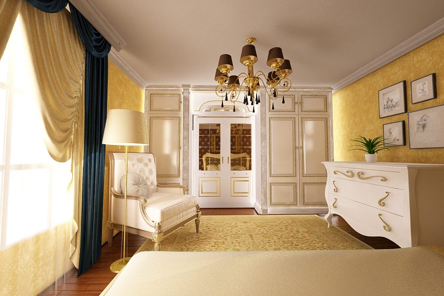 Design House Interior Design Classic Luxury Style Milano