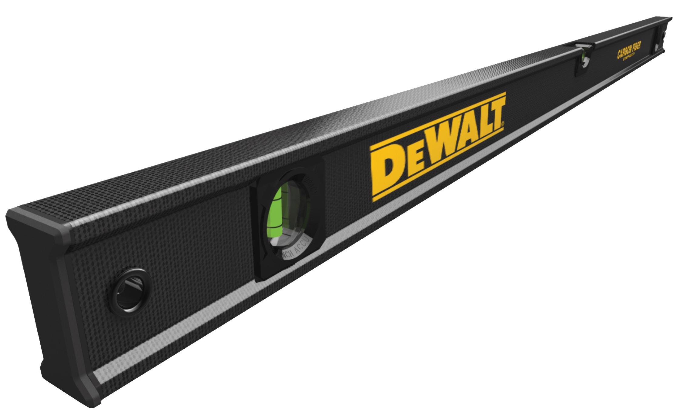 Dewalt Carbon Fiber Level Tools Of The Trade