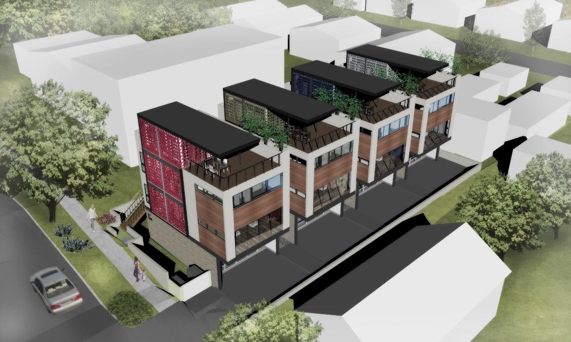 Innovative Modular Development Breaks Ground In L A Builder Magazine Modular Building