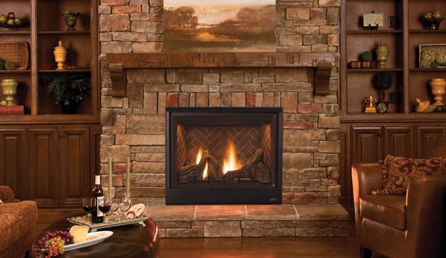 Astria Plantation Wood Burning Fireplace Architect Magazine