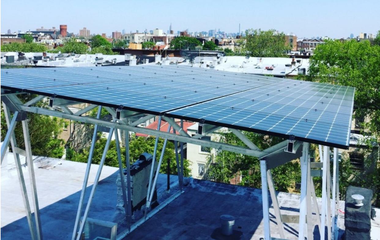 Solar Panels Customized for City Rooftops| EcoBuilding Pulse Magazine | Solar Power Solar Cells Urban Design Urban Development Multifamily ... & Solar Panels Customized for City Rooftops| EcoBuilding Pulse ...