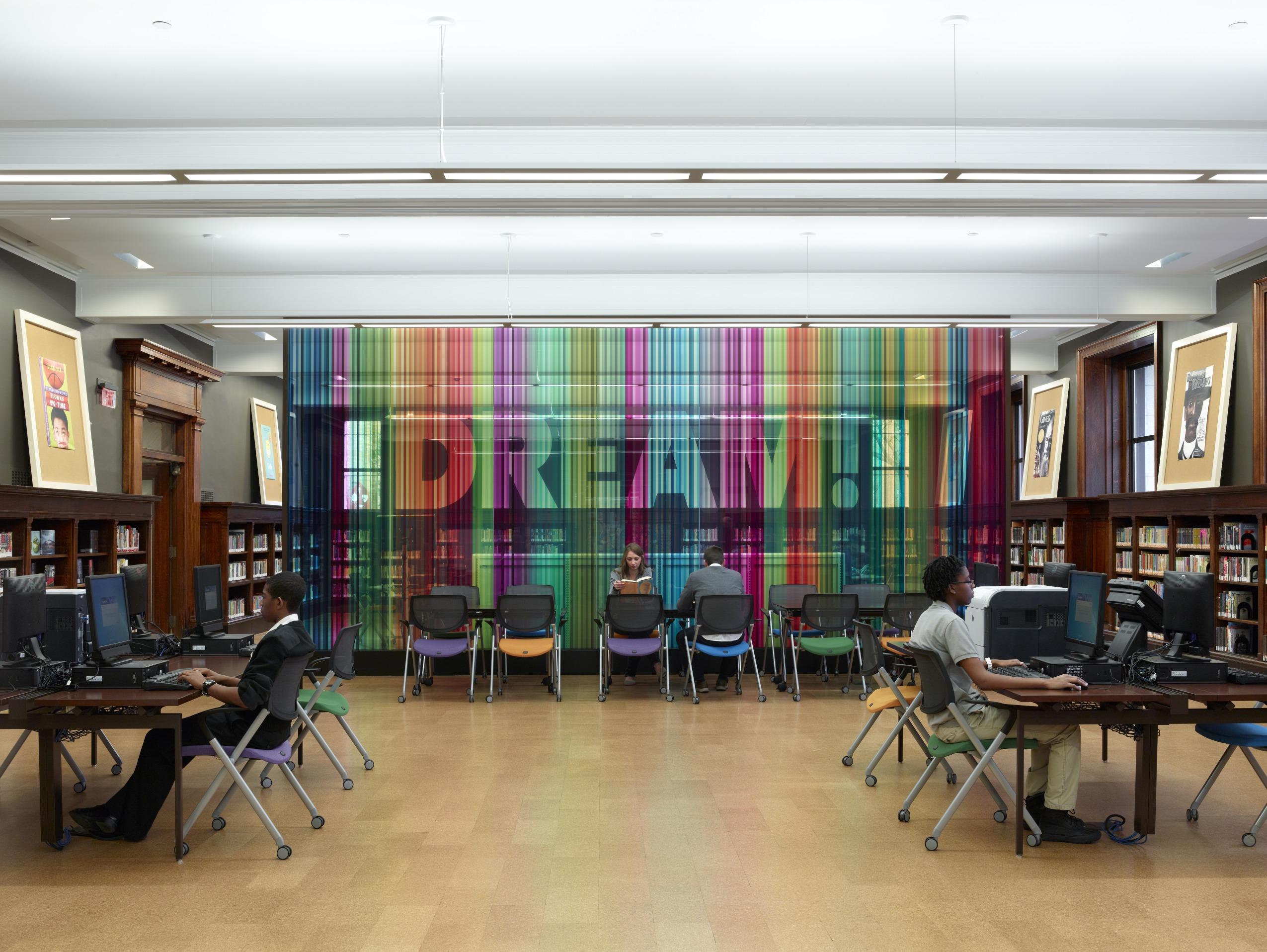 St louis public library transformation architect - Interior design schools in st louis mo ...
