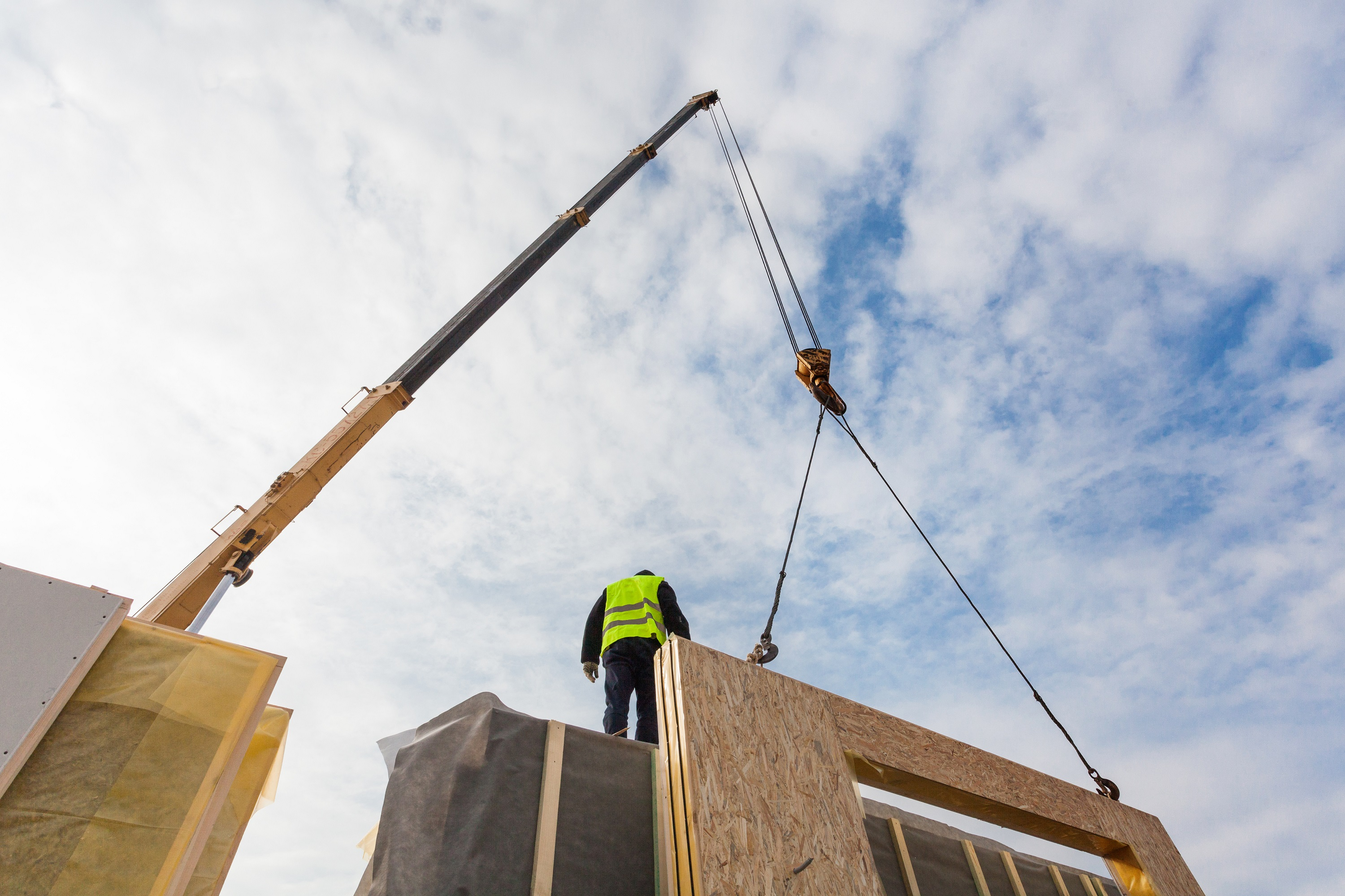 With construction workers scarce homebuilders turn to robots with construction workers scarce homebuilders turn to robots software builder magazine modular building malvernweather Gallery