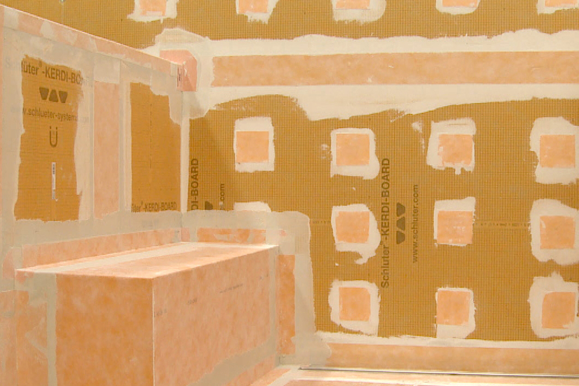 Schluter 174 Kerdi Board The Universal Substrate For Tile