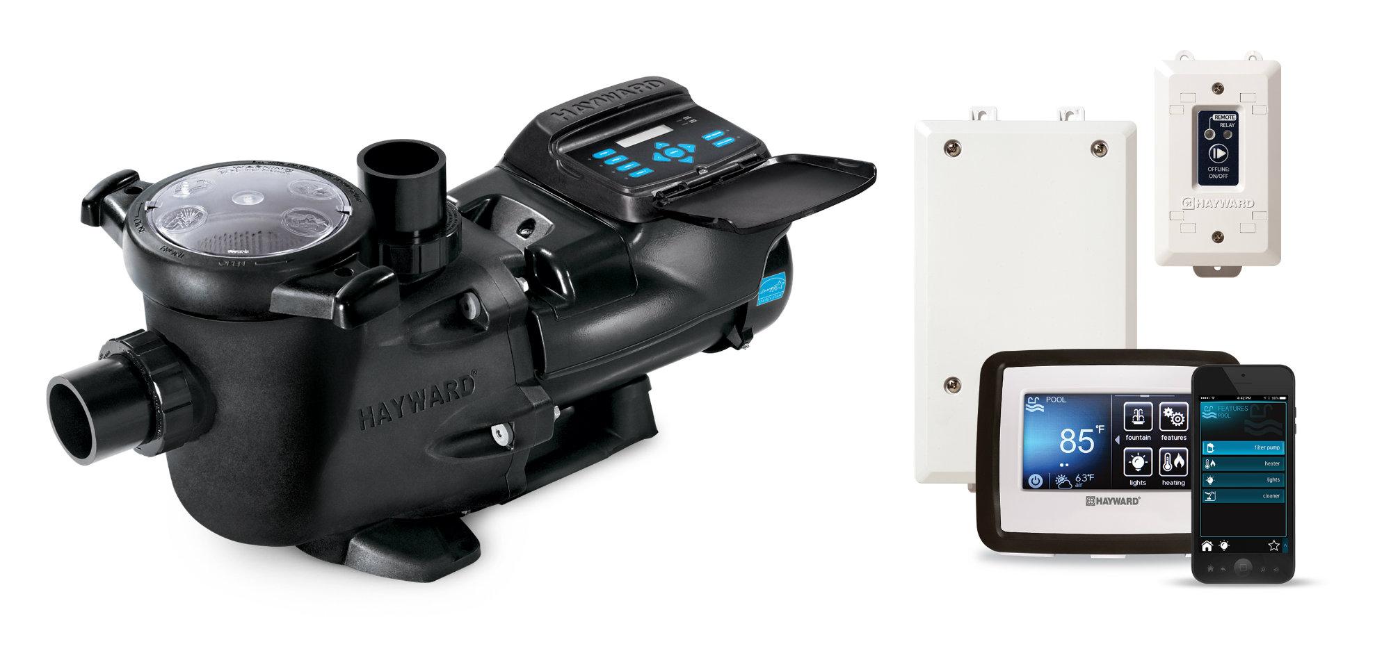 Hayward S Vs Omni Controls Multiple Equipment Items On