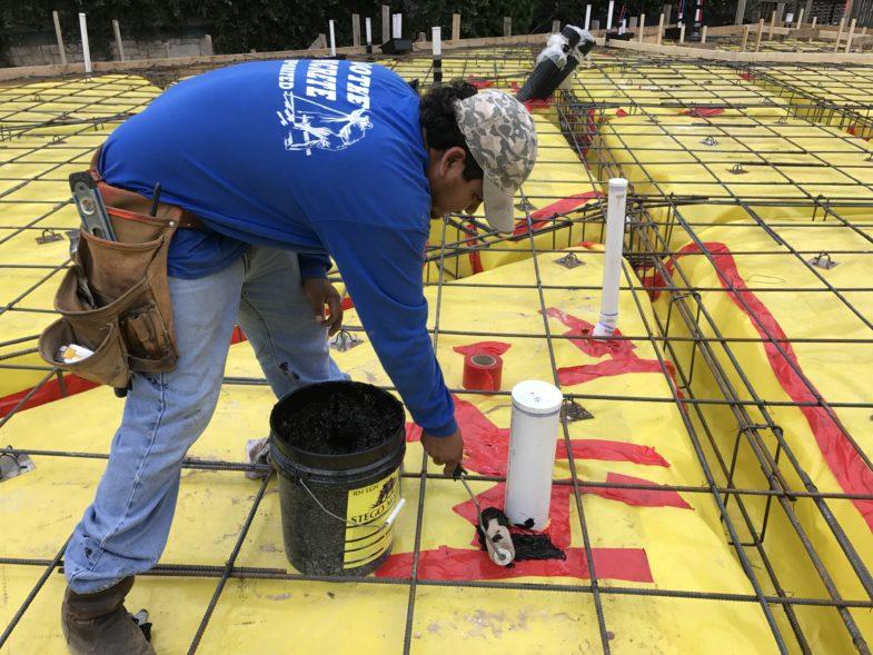 Detailing A Sub Slab Vapor Barrier Jlc Online Concrete