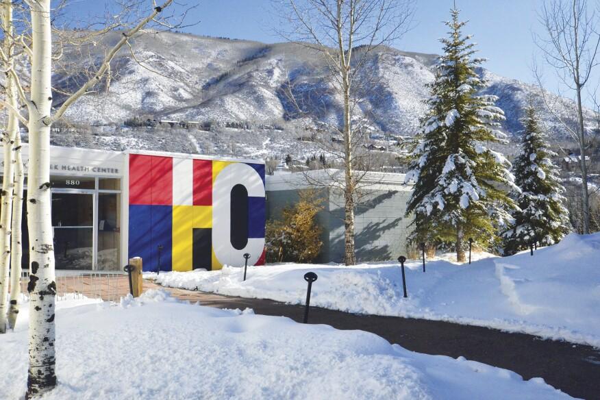 How The Bauhaus Came To Aspen
