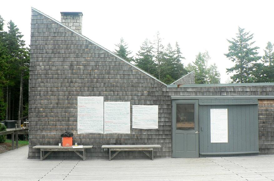 haystack mountain school of crafts the haystack mountain school of crafts architect 6700