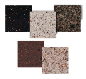 Five New Colors In The Le Collection Of Quartz Countertops Incorporate Metallic Chips To Create More Dimension And Depth Manufacturer Says