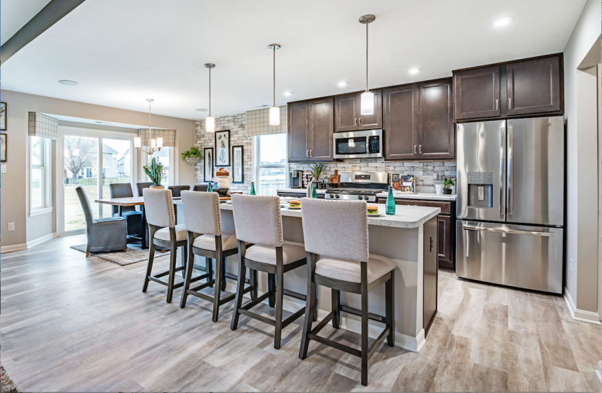 Fischer Homes Introduces New Model Home