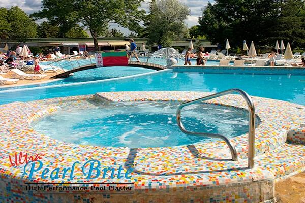 Ultra Pearl Brite High Performance Pool Plaster Pool Spa News