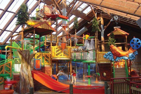Six Flags Great Escape Lodge Amp Indoor Water Park Aquatics