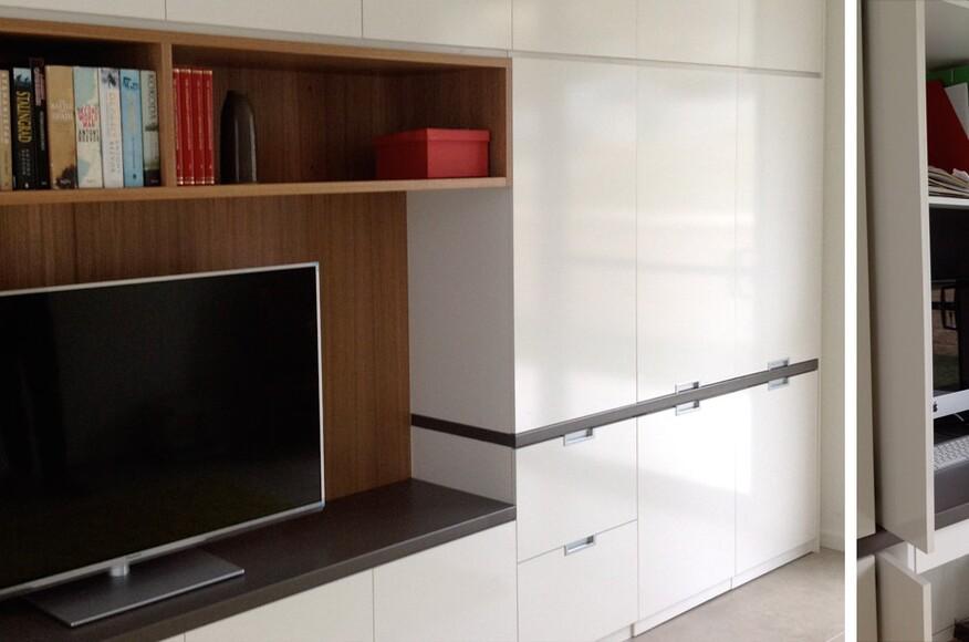 Home Office Design Furniture   Custom Home Magazine   Spaceworks ...