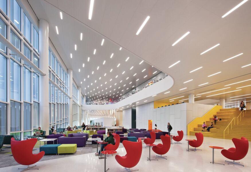 James B  Hunt Jr  Library, Designed by Snøhetta | Architect Magazine