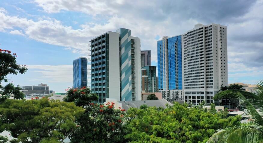 Nohona Hale brings 110 micro-units to Honolulu's Kaka'ako neighborhood.