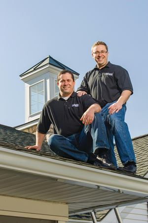 Ken Parsons Ryan The Brothers That Just Do Gutters