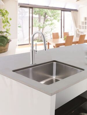 Franke Debuts New Absinthe Faucet Line | Builder Magazine ...