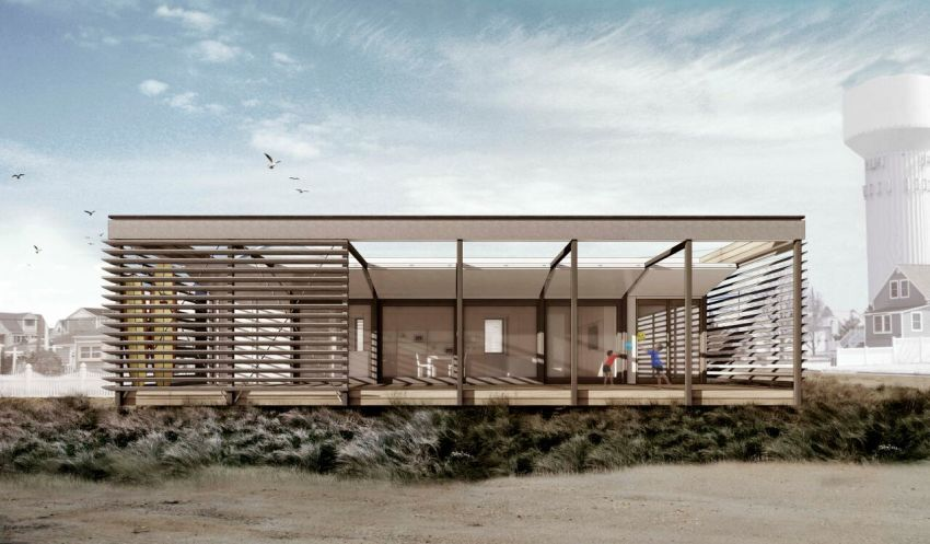 A Waterfront Hurricane-Proof Modular Home| EcoBuilding Pulse ...