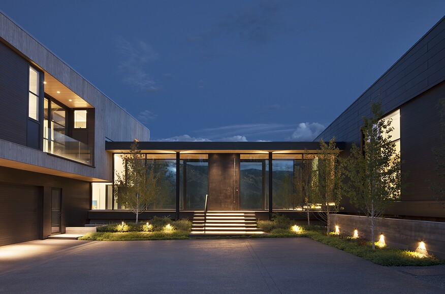 Maroon Creek Overlook Residence | Architect Magazine | CCY ...