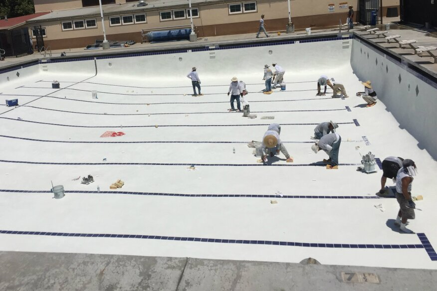 NPC and PCA Take On White Cement and Plaster| Pool & Spa News