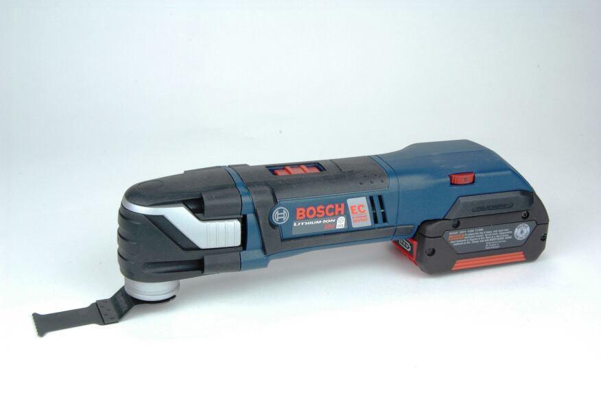 New 18-Volt Cordless Oscillating Multi Tools   Tools of the