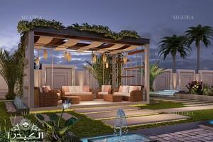 Landscape Design For A Luxury Villa In Dubai Architect Magazine