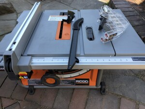 Astonishing Hands On Ridgid Table Saw Tools Of The Trade Download Free Architecture Designs Scobabritishbridgeorg