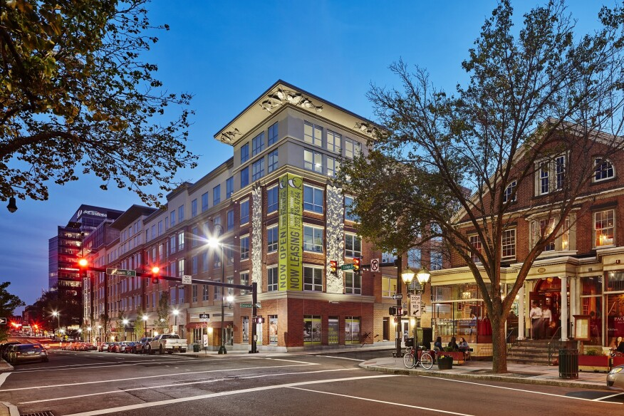 Developer Chooses Low Rise Rental Over Hotelcondo For Resurgent New