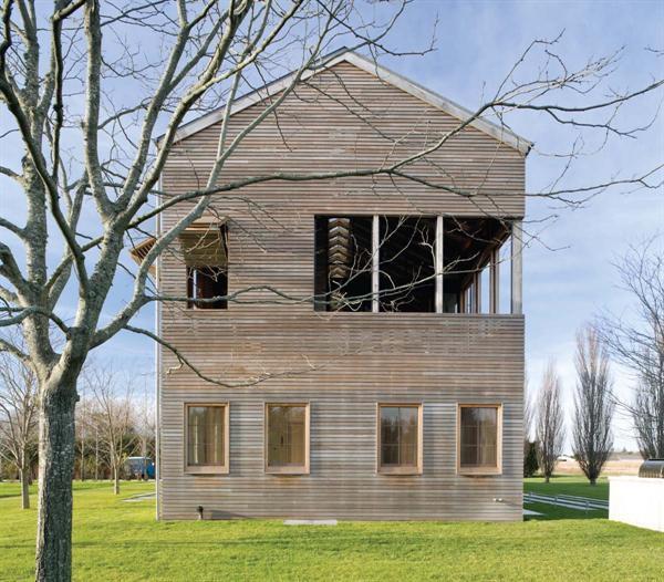 Modern Barn Architect Magazine