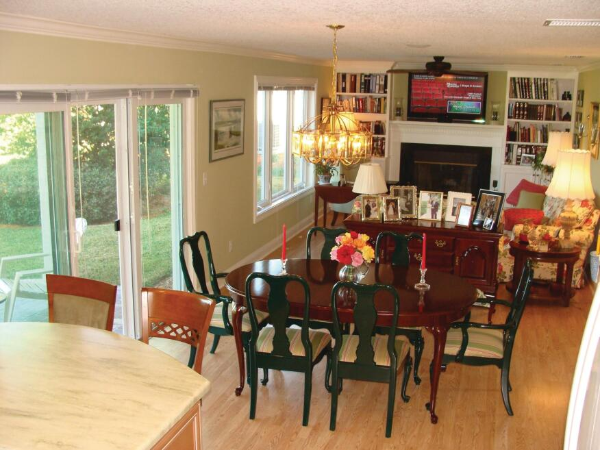 This Mother In Law Suite Was Created By Aurora Custom Remodeling To Accommodate The