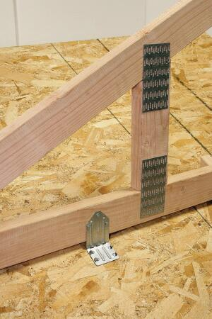 Simpson Strong Tie Vtcr Valley Truss Connector