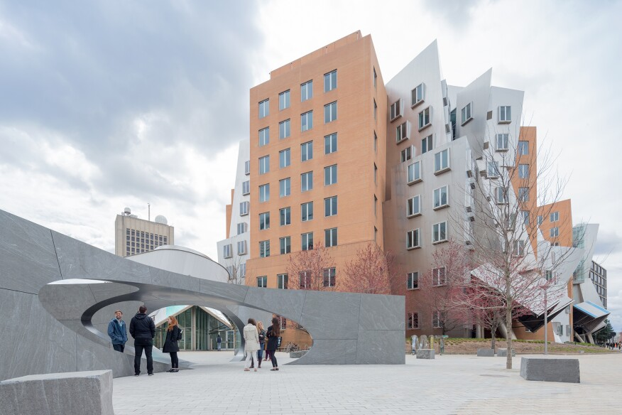 The Making of MIT's Collier Memorial | Architect Magazine ... on