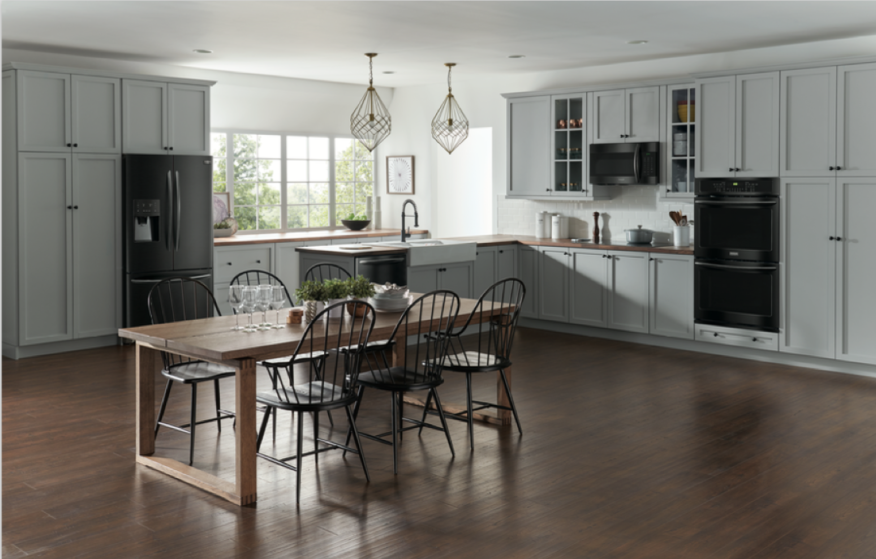Black Stainless Steel Appliances are the Next Big Trend for Kitchens ...