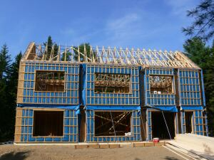 Enclosing And Strapping A Passive House Roof Jlc Online