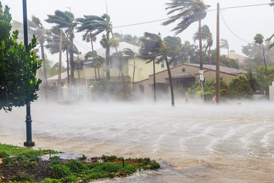 a recollection of the events of a hurricane disaster The september 11 terrorist attacks and hurricane called on during times of disasters emergency management is an essential disaster events.