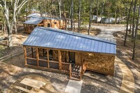 Cabins for Wildwood State Park