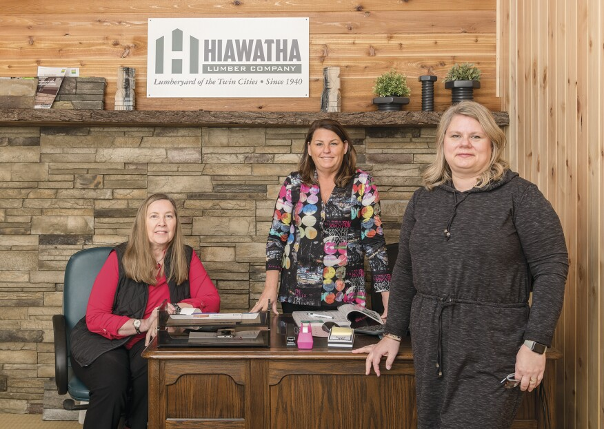 A Lumberyard Of Their Own Meet The 3 Sisters In Law Who Bought