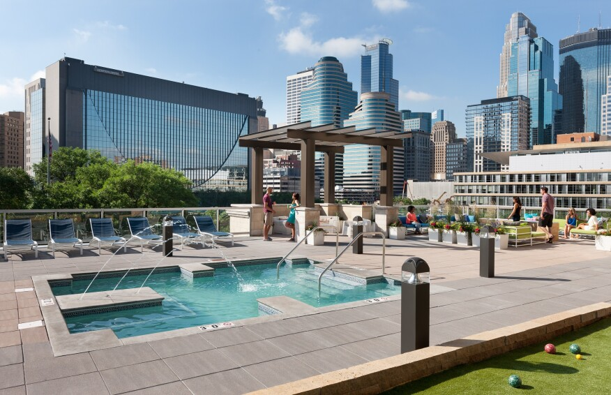 Rooftop Amenities Will Keep Your Property On Top