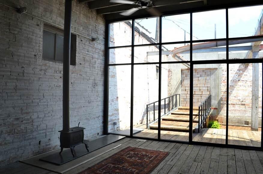 morgan loft architect magazine anderson nikolich design