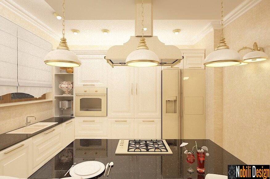 Interior design classic home kitchen | Architect Magazine | Nobili ...