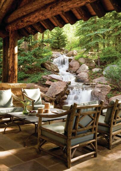 Western Elevation Custom Home Magazine