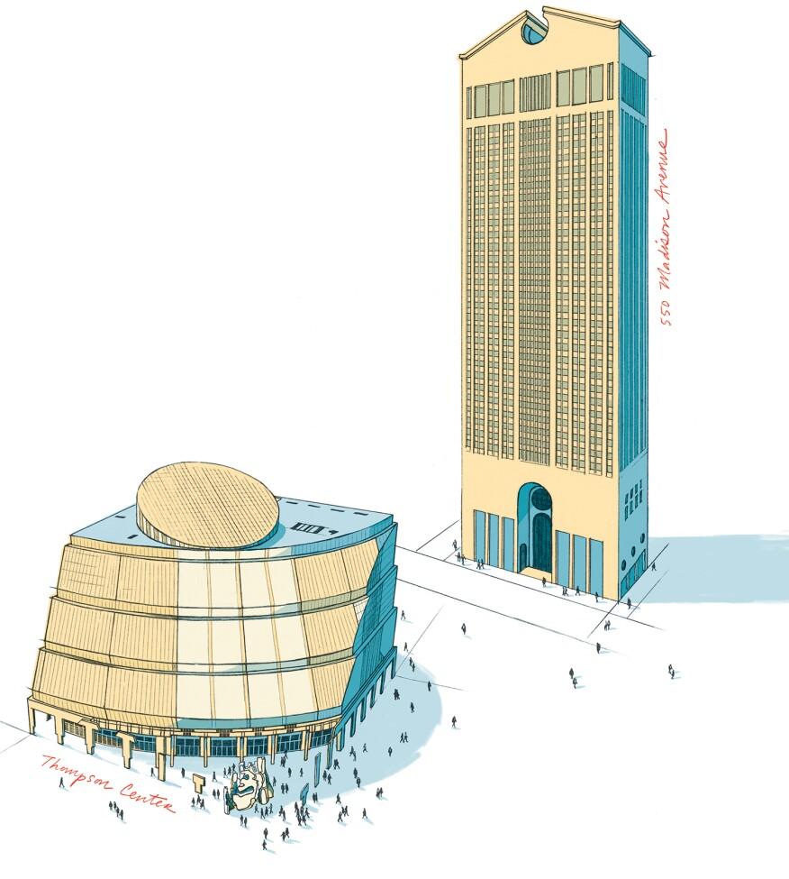 postmodernism post criticism architect magazine historic