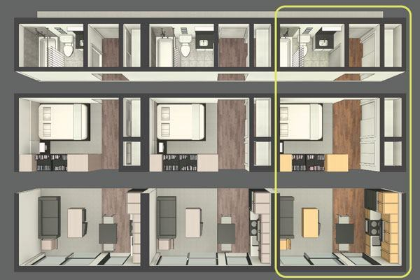 Are Pre-Fab Micro Units the Solution to Millennial Urban ...