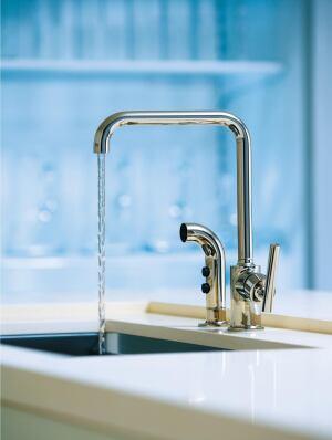 Kohler S Purist Faucet Custom Home Magazine