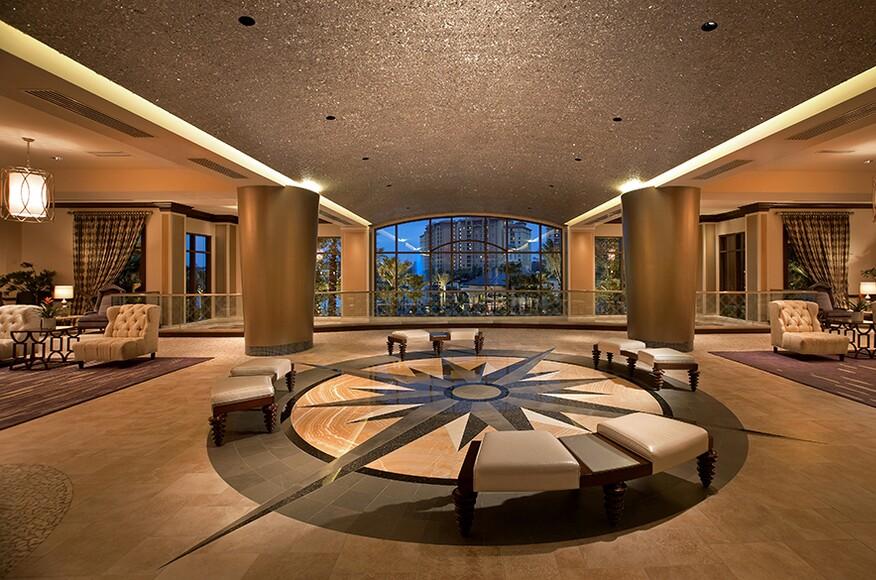 Wyndham grand orlando resort bonnet creek architect for Design hotel orlando