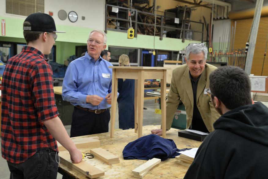 43b886a462 Why We Need High School Wood Shop Classes