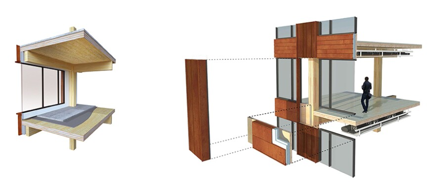 Technology Management Image: T3 Becomes The First Modern Tall Wood Building In The U.S