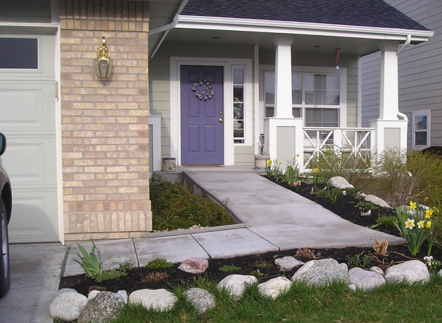How to make outdoor areas accessible and safe for everyone for Creative renovations