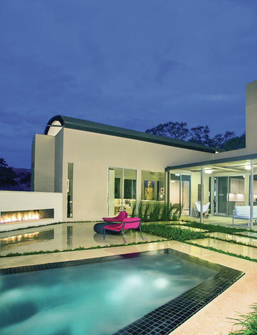 Pool And Landscape Design Combine In Masterful San Antonio