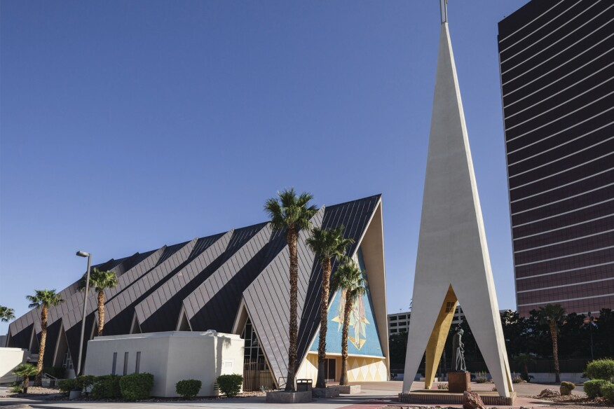 Uncommon Vegas Architect Magazine Historic Preservation